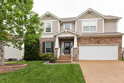 Spring Hill Single Family Home For Sale: 1412 Bern Dr