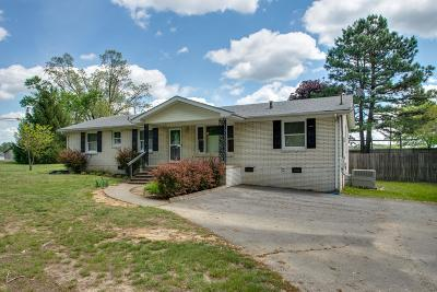 Dickson Single Family Home Under Contract - Showing: 101 Southwood Dr
