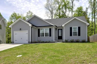 Clarksville Single Family Home For Sale: 519 Magnolia Dr