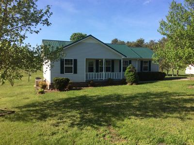 Lebanon Single Family Home Under Contract - Not Showing: 5260 Old Rome Pike