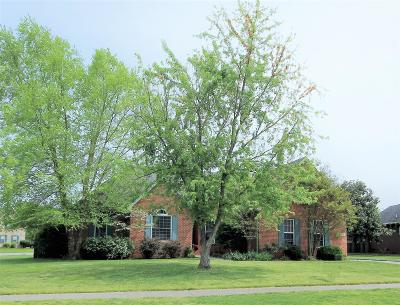 Murfreesboro Single Family Home For Sale: 3161 Jenkins Dr