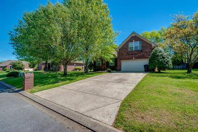 Murfreesboro Single Family Home For Sale: 3007 Wentworth Ct