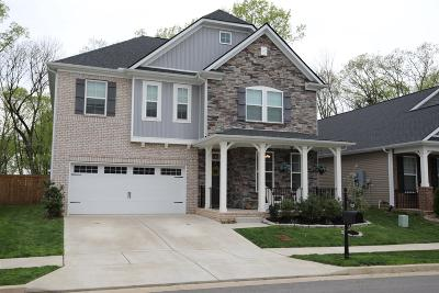 Hermitage Single Family Home For Sale: 2129 Hickory Brook Dr