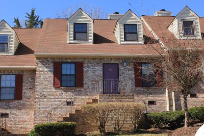 Hendersonville Condo/Townhouse Active Under Contract: 321 Deerpoint Dr