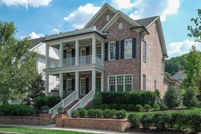 Brentwood Single Family Home For Sale: 831 Winding Stream Way
