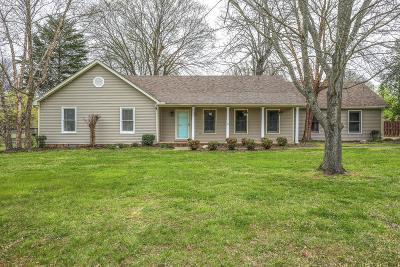 Murfreesboro Single Family Home For Sale: 177 Elizabeth Dr