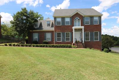 Franklin Single Family Home For Sale: 121 Fulwood Dr