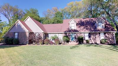Old Hickory Single Family Home For Sale: 25 Indian Lake Ct