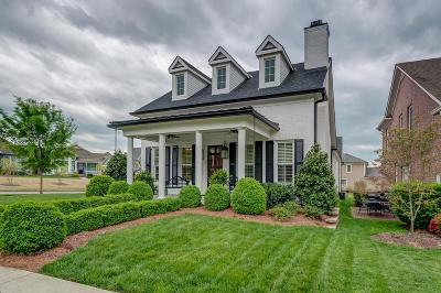 Thompsons Station Single Family Home For Sale: 3025 Americus Dr