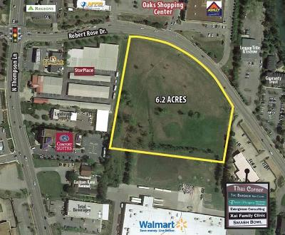 Murfreesboro Commercial For Sale: Robert Rose Dr