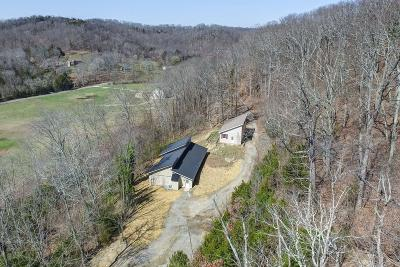 Sumner County Single Family Home Under Contract - Not Showing: 580 A Lindsey Hollow Rd