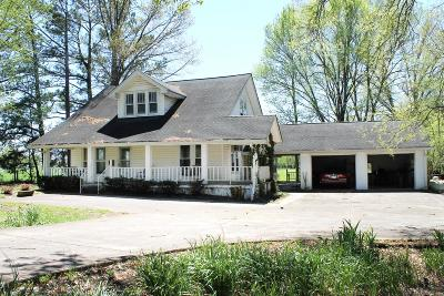 Lebanon Single Family Home Under Contract - Not Showing: 3520 Coles Ferry Pike