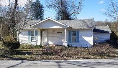 Sumner County Single Family Home Under Contract - Not Showing: 3002 259 Hwy