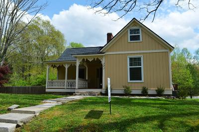 Sewanee Single Family Home For Sale: 171 Maple Street