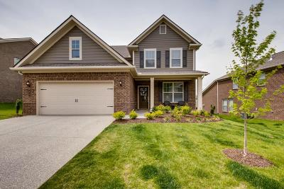Gallatin Single Family Home For Sale: 322 Blackthorn Ln