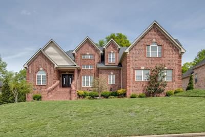 Old Hickory Single Family Home Active Under Contract: 1524 Stokley Ln