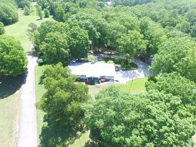 Mcewen Single Family Home For Sale: 165 Lakeview Ln