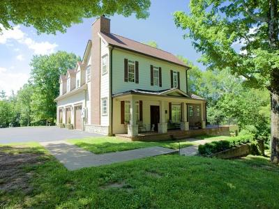 Columbia Single Family Home For Sale: 1800 Gravel Hill Rd