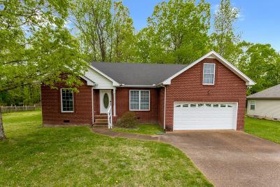 Goodlettsville Single Family Home For Sale: 1042 Sassafras Ln