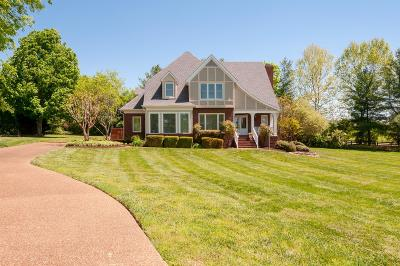 Brentwood, Franklin Single Family Home Under Contract - Not Showing: 1701 Bluelake Ct