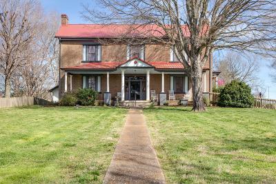 Columbia Farm For Sale: 753 Carters Creek Pike