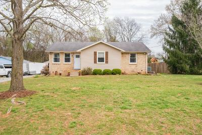 Smyrna Single Family Home Under Contract - Not Showing: 333 McNair Ave