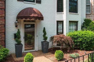 Green Hills Condo/Townhouse Under Contract - Not Showing: 4400 Belmont Park Ter Apt 200