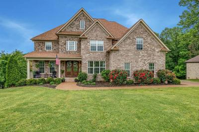 Franklin Single Family Home Active Under Contract: 2035 Ober Brienz Lane