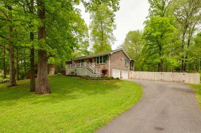 White House Single Family Home Under Contract - Not Showing: 1301 Poplar Ridge Rd