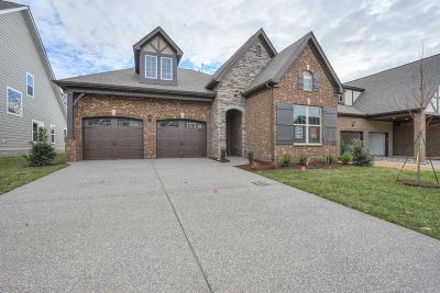 Gallatin Single Family Home Under Contract - Showing: 158 Monarchos Drive - Lot 252