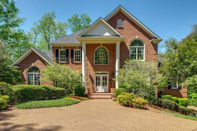 Brentwood  Single Family Home Active Under Contract: 6350 Shadow Ridge Ct