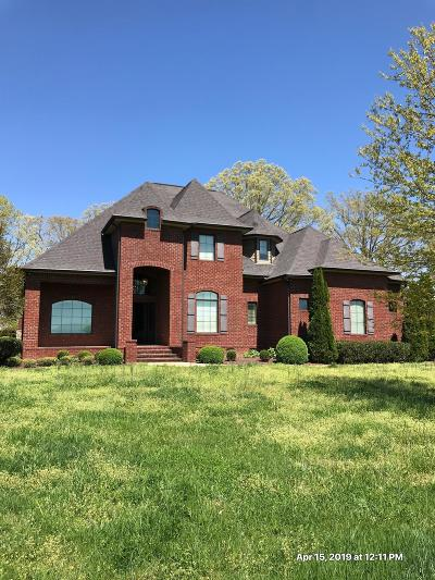 Dickson Single Family Home Active Under Contract: 1096 Yellow Creek Rd.