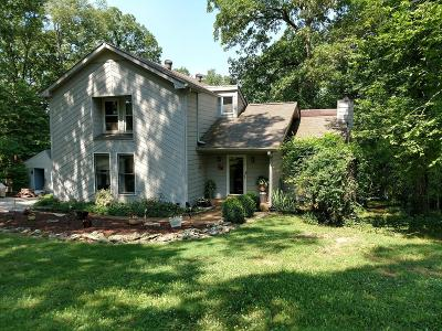 Cheatham County Single Family Home For Sale: 213 Harpeth View Trl