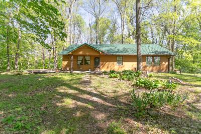 Robertson County Single Family Home Under Contract - Not Showing: 3909 Green Rd