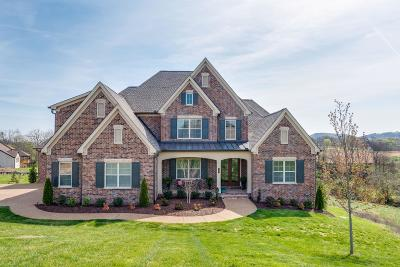 Nolensville Single Family Home Under Contract - Showing: 108 Cureton Ct
