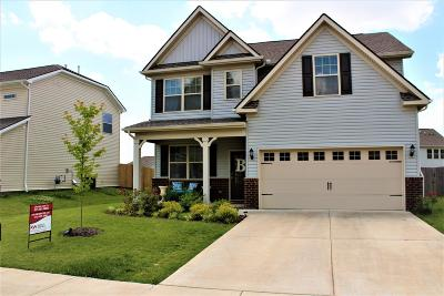 Spring Hill Single Family Home For Sale: 1039 Keeneland Dr
