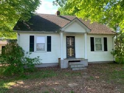 Woodlawn Single Family Home Active Under Contract: 2392 Rawlings Rd