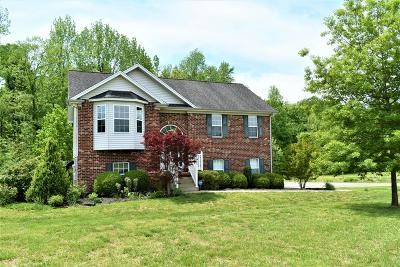 Cheatham County Single Family Home Under Contract - Not Showing: 1061 Kathy Barnes Ln