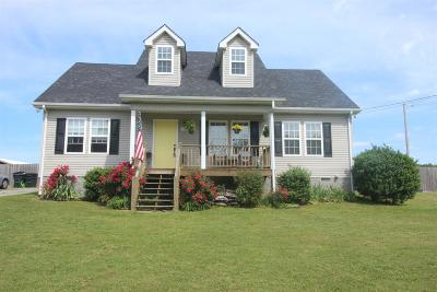 Dickson Single Family Home Under Contract - Showing: 1126 Garners Creek Rd