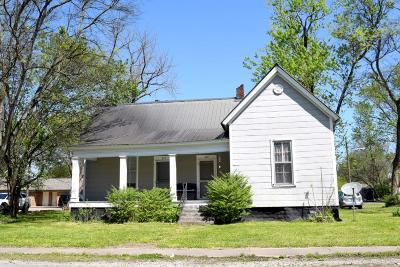 Rutherford County Multi Family Home Under Contract - Not Showing: 317 E Bell St