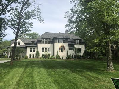 Nashville Single Family Home For Sale: 4232 Wallace Ln