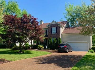Spring Hill  Single Family Home Active Under Contract: 1650 Witt Hill Drive
