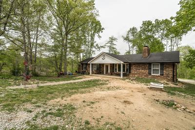 Cheatham County Single Family Home Under Contract - Showing: 2634 Old Clarksville Pike