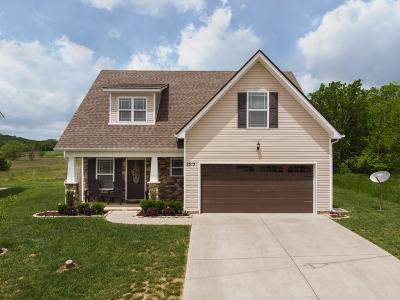 Smyrna Single Family Home Under Contract - Not Showing: 1513 Gambill Wood Dr