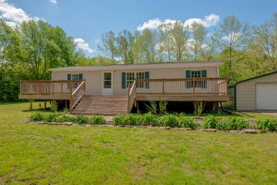 Robertson County Single Family Home Under Contract - Showing: 5443 Smiley Hollow Rd
