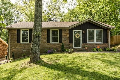 Hendersonville Single Family Home Under Contract - Not Showing: 171 Township Dr
