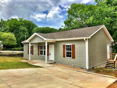 Columbia Single Family Home Under Contract - Showing: 1318 Galloway St