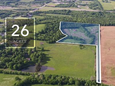 Williamson County Residential Lots & Land For Sale: 8240 Patterson Rd