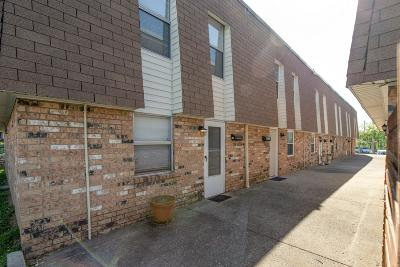 Davidson County Condo/Townhouse Under Contract - Showing: 370 Wallace Rd Apt C1