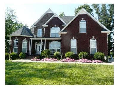 Christian County, Ky, Todd County, Ky, Montgomery County Rental Under Contract - Not Showing: 1224 Voyage Ct.